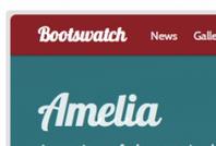 Bootstrapのテーマが無料でダウンロードできるギャラリー集Bootswatch - necozine